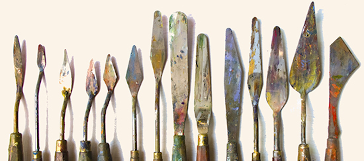 painting-knives